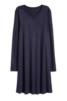 Long-sleeved jersey dress | H&M