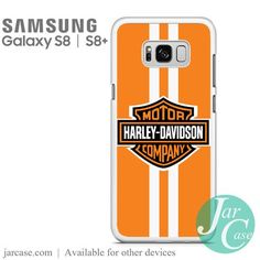harley davidson motor Phone Case for Samsung Galaxy S8 & S8 Plus