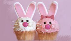 Art & Cuisine: Les plus beaux cupcakes sur le thème des animaux - 19 idées de cupcakes très originaux, en forme d'animaux pour un gouter d'anniversaire