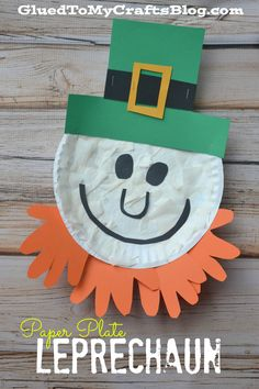 leprechaun_paper_plate_kid_craft_cover.jpg 2,212×3,318 pixels
