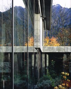 ARCHITECTURE + FILM | PETER ZUMTHOR: DIFFERENT KINDS OF SILENCE (2015)...