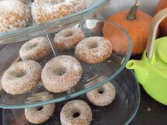 Vissydonitsit, gluteeniton -helppo ja nopea - Starbox Bagel, Doughnut, Gluten, Bread, Healthy, Desserts, Food, Tailgate Desserts, Deserts