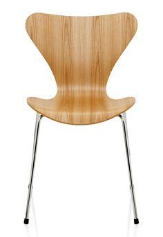 Fritz Hansen Serie 7 Stuhl von Arne Jacobsen, 1952 - Designermöbel von smow.de