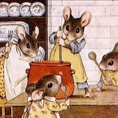 Cooking Mice