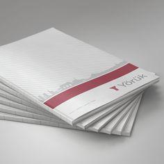 yörük insaat için yapılan kurumsal kimlik tasarımı & üretimleri. kurumsal ajans & tedarikci olarak ajansımızı tercih ettikleri için teşekkür ederiz. cagajans.com.tr