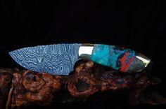 Custom Knives by Steve Nolte. This guy makes some killer works of art.
