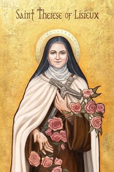 """The little flower The Martin family - Sts. Zelie and Louis Martin, Pauline, Celine, St. Therese, Leonie and"""" Catholic Art, Catholic Saints, Religious Art, Ste Therese, St Therese Of Lisieux, Tribe Of Judah, Santa Teresa, Mother Mary, Sacred Art"""