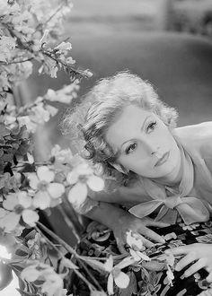 Greta Garbo in As You Desire Me, 1932.