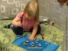 Рыбалка. Для детей от 2,5  лет.    Одна из любимых детских игр (и взрослых тоже!).    развивает в ребенке сосредоточенность, внимательность,усидчивость, координацию движений и помогает просто весело провести время. .