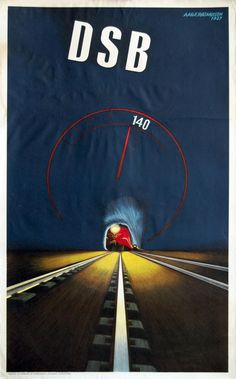 Vintage DSB Danish Railway Travel Digital Print Poster  #merchdistributor #Gameofthrones #discount #SuicideSquad #teammystic #joke #bigbangtheory #pokemongo #HarleyQuinn #deadpool