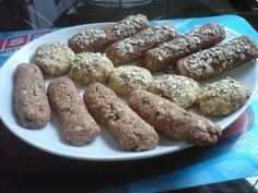 Protein szelet Protein Bars, Sausage, Food And Drink, Meat, Sausages