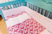ochraniacze na łóżeczko