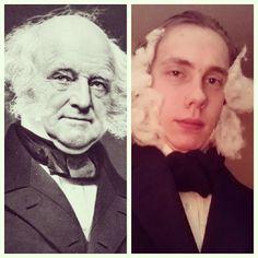 High School Student's Selfies Imitate All 44 US Presidents - My Modern Metropolis American Presidents, Us Presidents, American History, Interesting News Articles, Weird News, Modern Metropolis, Can't Stop Laughing, High School Students, Einstein