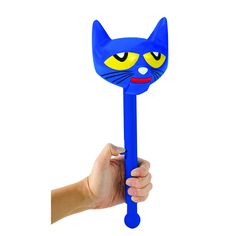 Make bedtime stories interactive and memorable with a Pete the Cat® Puppet-on-a-Stick®! Perfect for bringing any of the 20 currently published Pete the Cat® storybooks to life or for family puppet sho