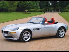 the most beautifully designed car from the 90s, BMW Z8