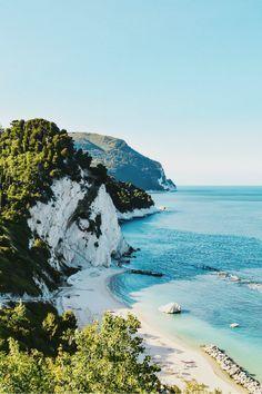 Friars Beach, Italy