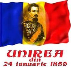 24 ianuarie – Unirea Principatelor Române Visit Romania, Day, 1 Decembrie, Printables, Traditional, House, Romania, Print Templates, Haus