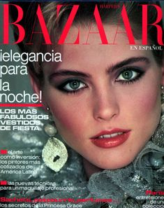 Patricio Saldivia______ I love finding others whose obsession with fashion magazines and models - especially from the 80's/90's- equals my own!
