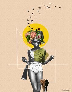 """UNTITLED"" 2013 Art by Folasade (c)"