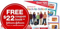 FREE Johnson & Johnson Coupon Book with $22 in Coupons Inside! | MY DIY ANGELS, DIY and Extreme Couponers