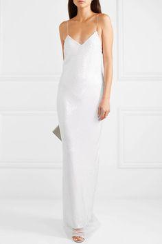 Stella McCartney | Sequined silk-chiffon gown | NET-A-PORTER.COM