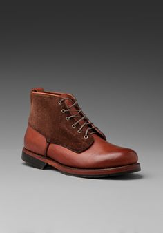 BOOT CO BY TIMBERLAND Eastern Standard Plain Toe Chukka in Brown at Revolve Clothing - Free Shipping!