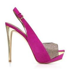 guess shoes- solid + glitter