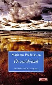 """""""De zondvloed"""" is een postuum verschenen boek over Noach van de Zweedse schrijfster Marianne Fredriksson (1927-2007), bekend van de roman """"Anna, Hanna en Johanna"""".  Fredriksson maakt van Noach en zijn familie mensen van vlees en bloed en geeft een stem aan de vrouwen en kinderen die in de overleveringen nauwelijks worden genoemd. Vooral Noachs vrouw Naema speelt in deze roman een belangrijke rol."""