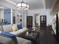 3d visualization / interior design / Modern classic on Behance