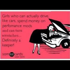 Car girls woot wot