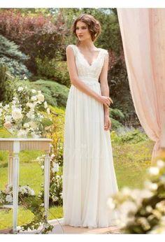 a-line-principessa-scollatura-a-v-a-terra-chiffon-abito-per-matrimonio-con-pizzo-36.jpg (270×396)