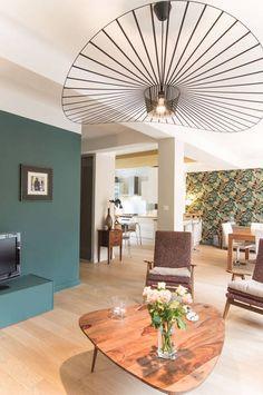 miniature Une maison tel un oasis de verdure, Lyon, Colombe Marciano - décorateur d'intérieur