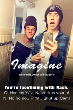 Cam and Nash