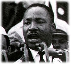 Happy Martin Luther King Day: 7 Inspirational Quotes - Love, love, love #3 and 6!