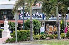 Photos of Lido Key - St. Armands Circle - Lido Shores - Sarasota ...Eat at the Colulmbia!
