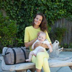 Storksak Baby diaper bags | Sandy