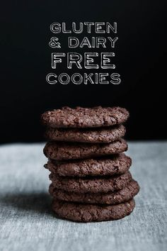 Gluten and Dairy Free Cookies