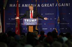 Trump's Muslim ban idea pushes GOP toward chaos