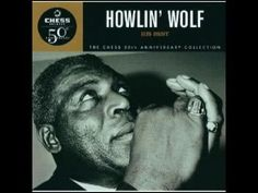 Howlin Wolf : His Best (CD) -- Dusty Groove is Chicago's Online Record Store Howlin' Wolf, Wolf Howling, Jazz Blues, Blues Music, Rock N Roll, Wolf Album, Willie Dixon, Blue Song, Blues Artists