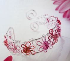 wire and bead jewelry project ideas
