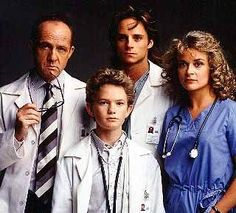 Doogie Howser, M.D....loved him then and love him now.