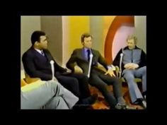 Clint Eastwood & Muhammad Ali interview - 1969