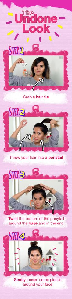 Quick fix when you're running late in the morning! For more tips, check out the latest episode of Got You Covered: http://www.mtv.com/videos/misc/1172108/got-you-covered.jhtml
