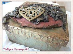 Κουτιά Αποθήκευσης | Calliope's Decoupage Art