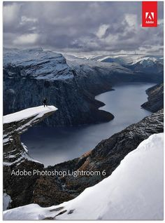 Adobe Photoshop Lightroom 6.    Organize, perfect, and share - Lightroom combines all your digital photography essentials in one fast, intuitive application.  Lightroom provides the tools you need to share your best images for social media, the web, slideshows and prints