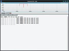 Krypto500 MDC-1200 modem decoder