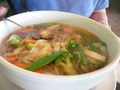 Vietnamese Vegetable Soup