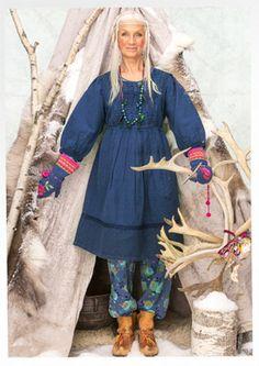 Beautiful GUDRUN SJÖDÉN model
