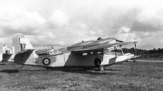 The Grumman Widgeon J4F , in the Royal Navy Fleet Air Arm became the Gosling
