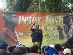 Peter Tosh Tribute D